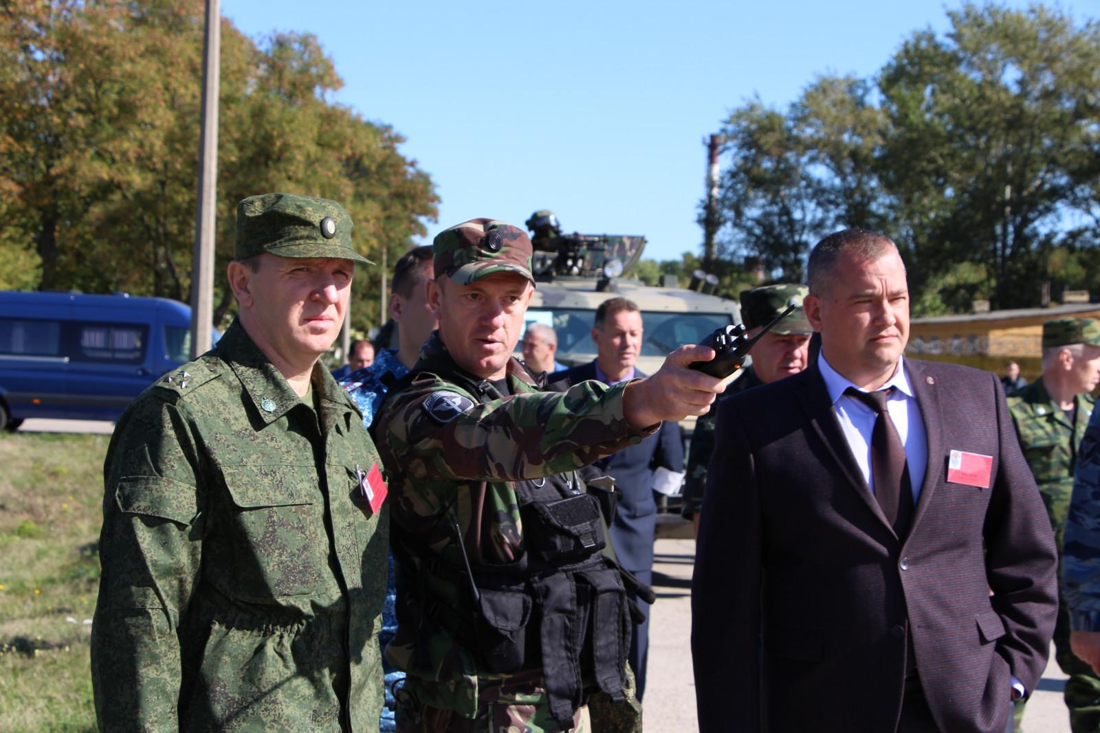 В Тамбове нейтрализовали террористов, захвативших воинскую часть