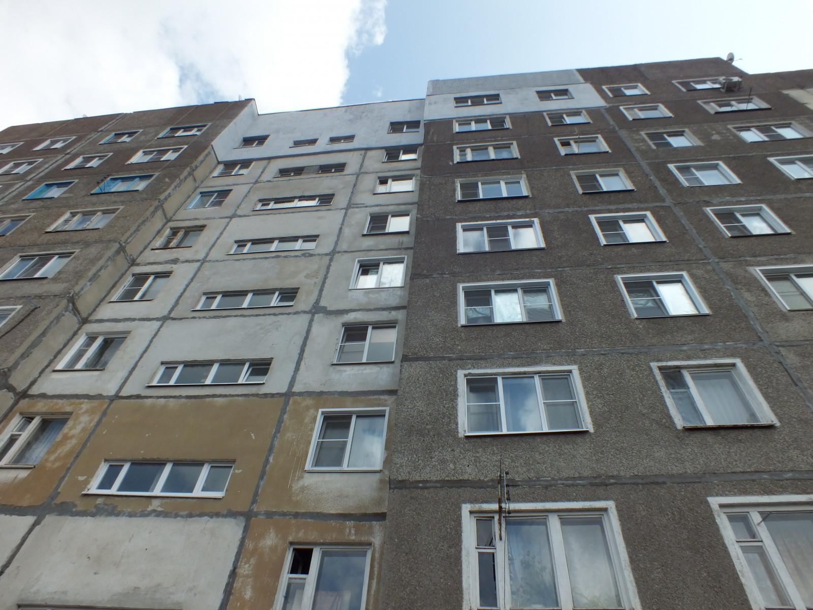 Ремонтно-восстановительные работы в жилом доме, пострадавшем от взрыва бытового газа в Моршанске, завершаются