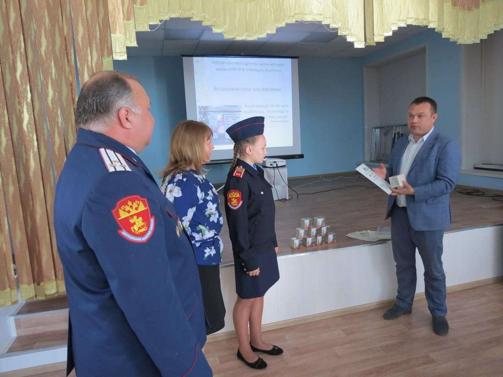 Семена кремлевской ели будут выращены на территории десяти школьных лесничеств Тамбовщины
