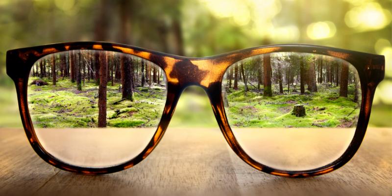Как вернуть зрение в домашних условиях