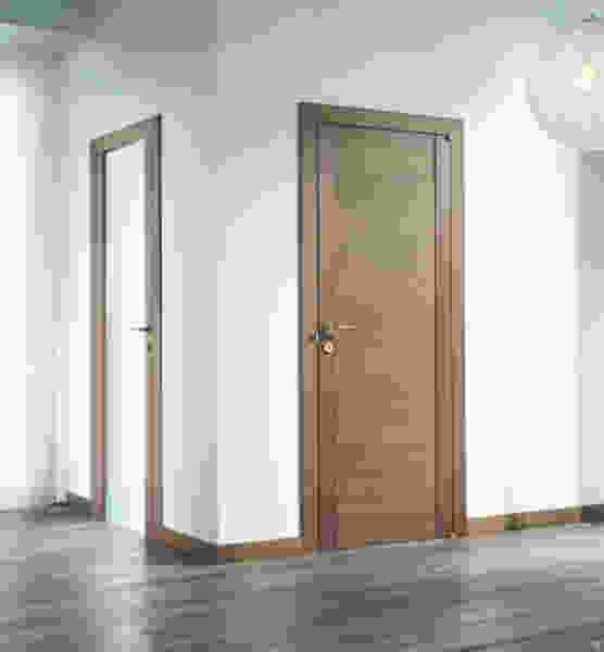 Межкомнатные филёнчатые двери: типы и технология производства
