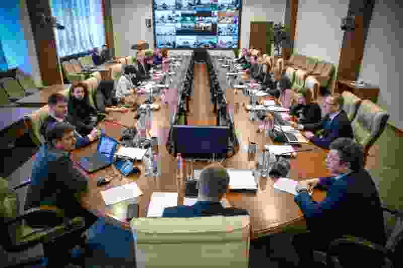 Специалисты ТОГБУ «Региональный центр энергосбережения» совместно с Управлением ТЭК и ЖКХ приняли участие в совещании
