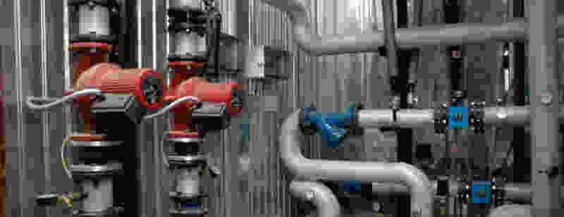 В многоквартирных домах  Мичуринска устанавливают ИТП с погодным регулированием