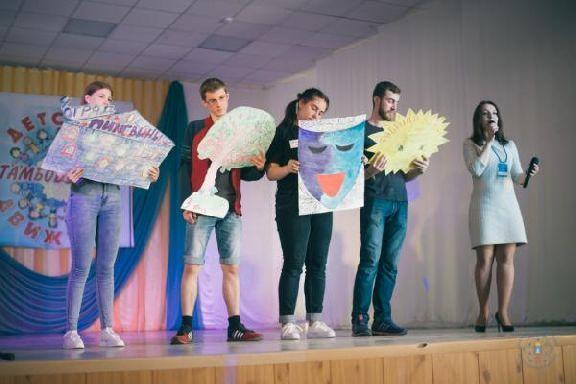 Молодежь Тамбова прошла обучение в школе вожатского мастерства