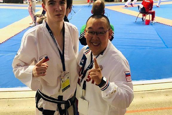 Тамбовчанин завоевал две медали на первенстве мира по тхэквондо