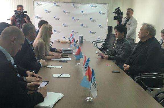 Тамбовская область развивает сотрудничество с Японией