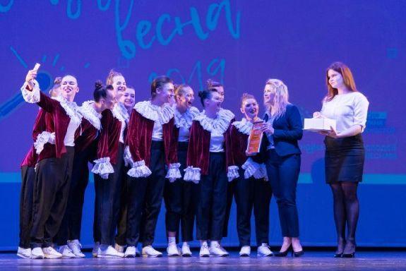 В Тамбове назвали победителей регионального этапа Студенческой весны