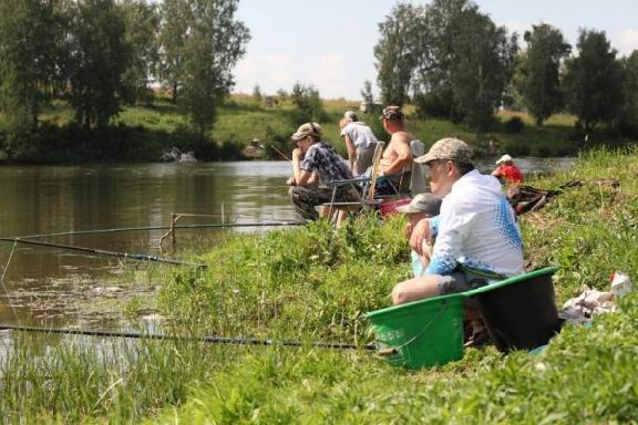 В Тамбове пройдёт традиционный рыболовный фестиваль