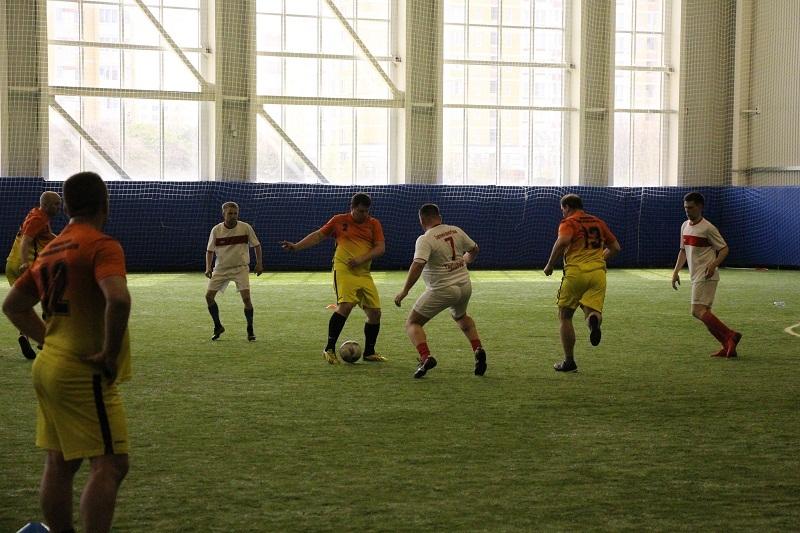В Тамбове силовики приняли участие в традиционном турнире по мини-футболу