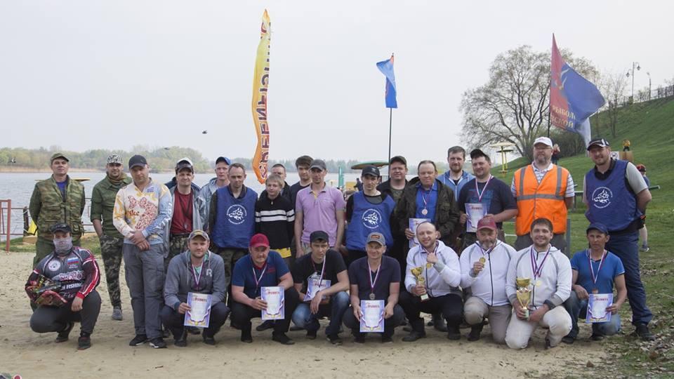 В Тамбовской области спортсмены-рыболовы открыли летний сезон