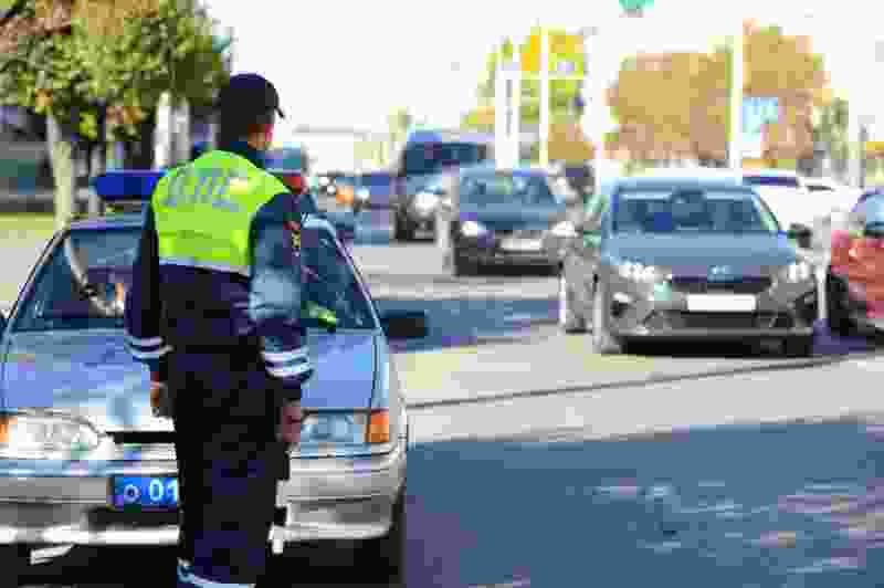 49 пьяных водителей отстранены от управления автомобилями