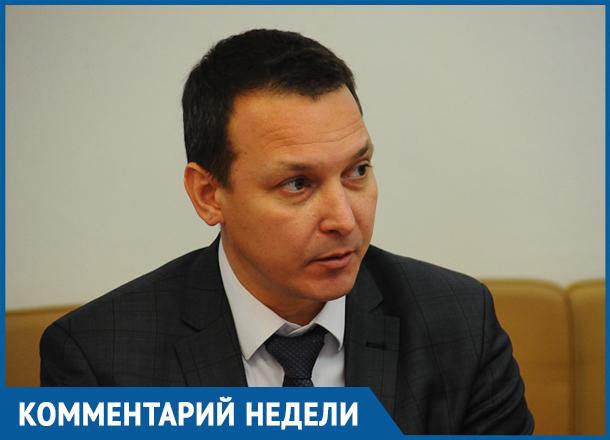 Александр Филатов: «Говорить о снижении темпов строительства в области в корне неверно»