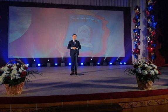 Александр Ганов поздравил с юбилеем тамбовское предприятие