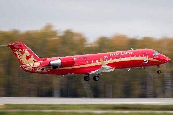"""Авиакомпания """"РусЛайн"""" ввела специальный тариф на рейс """"Тамбов-Москва"""""""