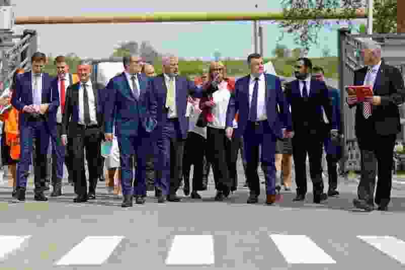 Австрийская делегация приехала в Тамбов для обсуждения совместных бизнес-планов