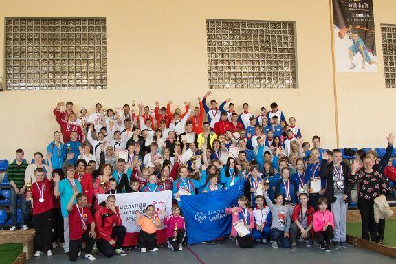 Четыре победы одержали тамбовчане на специальной Олимпиаде по адаптивному спорту