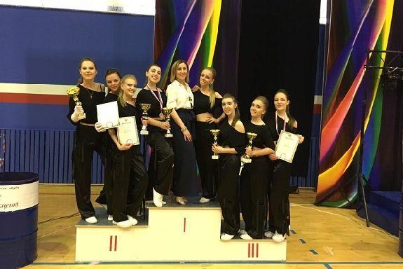 Коллектив Тамбовского филиала РАНХиГС завоевал награды на танцевальном первенстве области