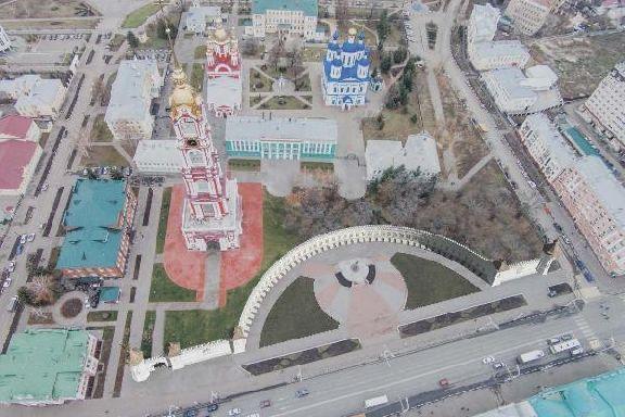 Конкурс на разработку эскиза мемориала в центре Тамбова признали несостоявшимся