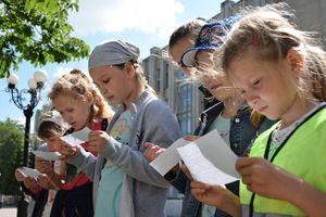«Летний марафон» для воспитанников пришкольных лагерей