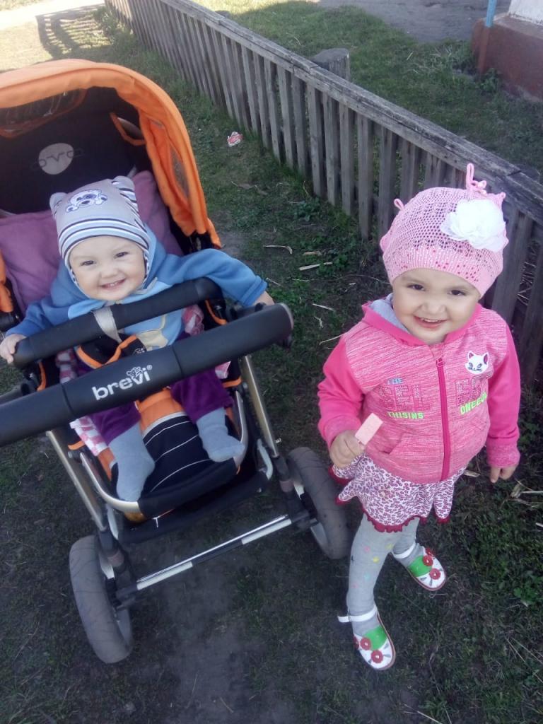Мама двоих детей с тяжелыми заболеваниями просит тамбовчан о помощи