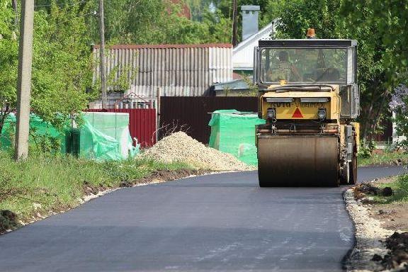 На 57 улицах Мичуринска будут отремонтированы дороги