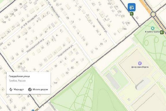 На севере Тамбова появится новая автобусная остановка