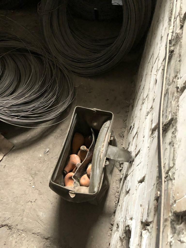На тамбовский комплекс по переработке отходов привезли портфель с ртутью