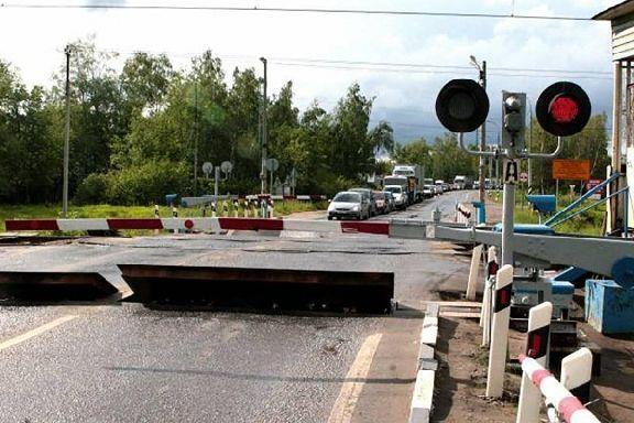 На трассе между Тамбовом и Рассказово в районе ж/д переезда построят путепровод