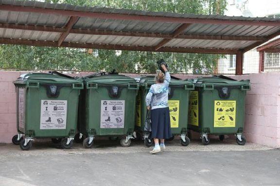 Норматив накопления отходов снизят тем, кто будет раздельно собирать мусор