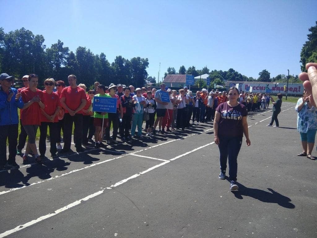 Отложили тетрадки и встали на старт: педагоги области собрались на фестиваль ГТО