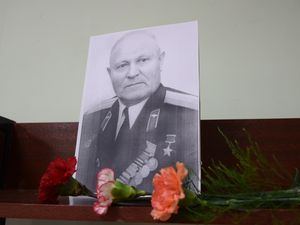 Памяти Героя Советского Союза Якова Орлова