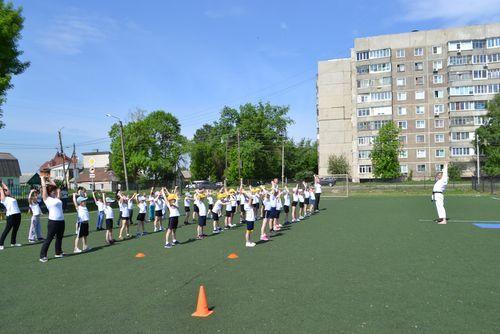 Первенство физкультурно-спортивной ассоциации «Олимп»