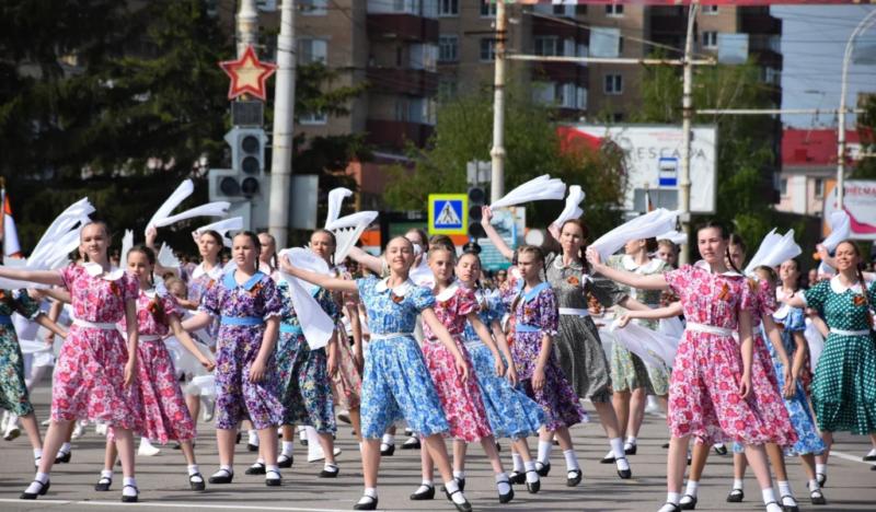 Площадь Ленина в субботу будет отдана детям