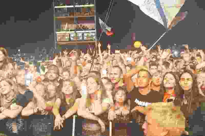 Площадку тамбовского рок-фестиваля «Чернозем» обнесут забором в четыре километра