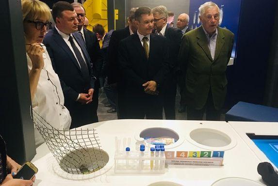 """Представители Австрии оценили высокотехнологичное производство ПАО """"Пигмент"""""""