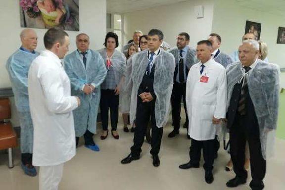 Представители Госдумы оценили работу тамбовских учреждений здравоохранения