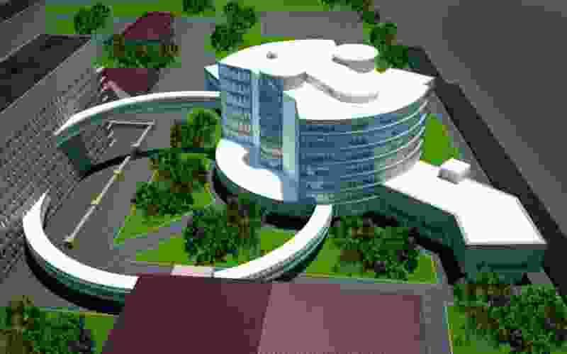 Проект нового тамбовского онкодиспансера обойдётся в 60 млн рублей