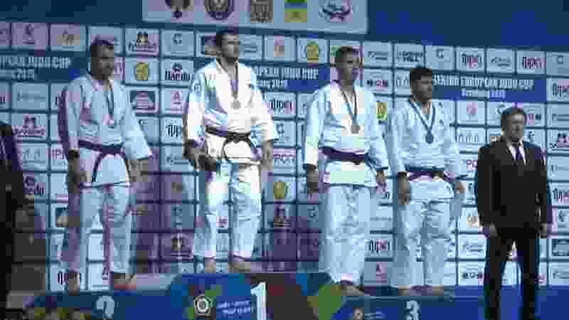 «Серебро» Кубка Европы привез в Тамбов Виталий Плешаков