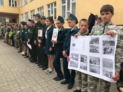 Школьные лесничества Тамбовской области боролись за звание лучшего