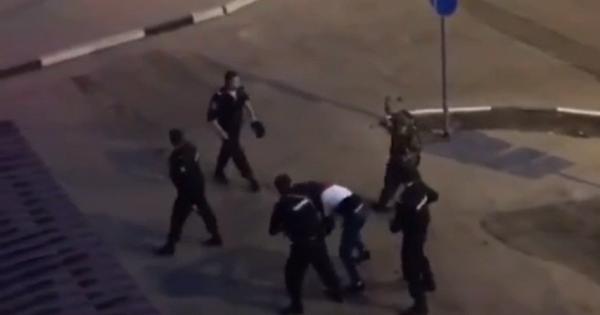 СКпроверит полицейских, избивших задержанного вТамбове