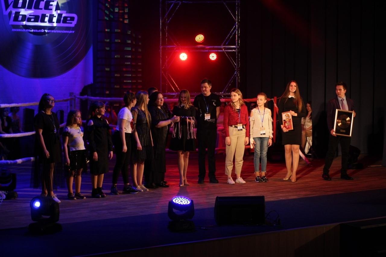 Студенты ТГУ выиграли вокальный чемпионат в Тамбове