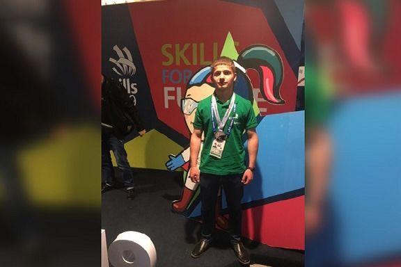 Тамбовчанин стал призёром Национального чемпионата Worldskills Russia