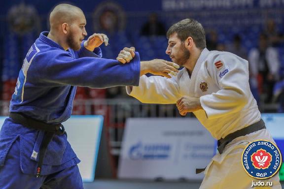 Тамбовчанин Виталий Плешаков поборется за медали на Кубке Европы по дзюдо