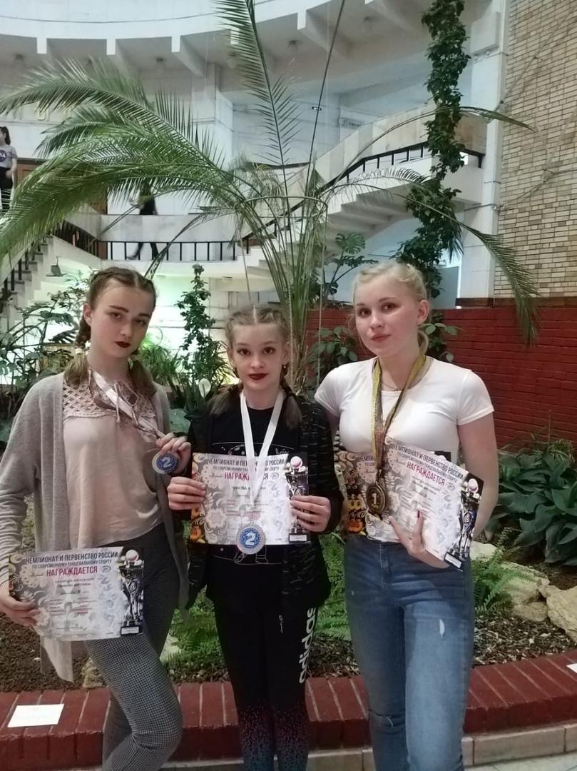 Тамбовские спортсмены вернулись домой с россыпью наград