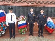 Тамбовские судебные приставы приняли участие в панихиде в честь павших воинов в Великой Отечественной войне
