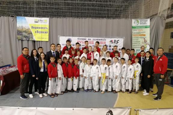 Тамбовские тхэквондисты вернулись с россыпью наград с межрегионального турнира