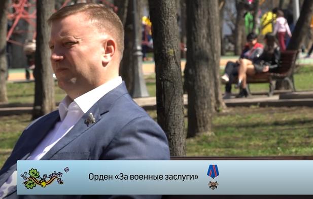 Тамбовский политик и военнослужащий Алексей Кондратьев призвал земляков бережнее относиться к лесу в память о героях войны