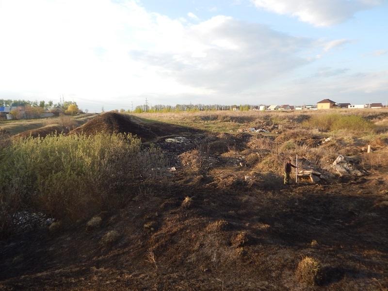 Тамбовский вал постепенно разрушают местные жители