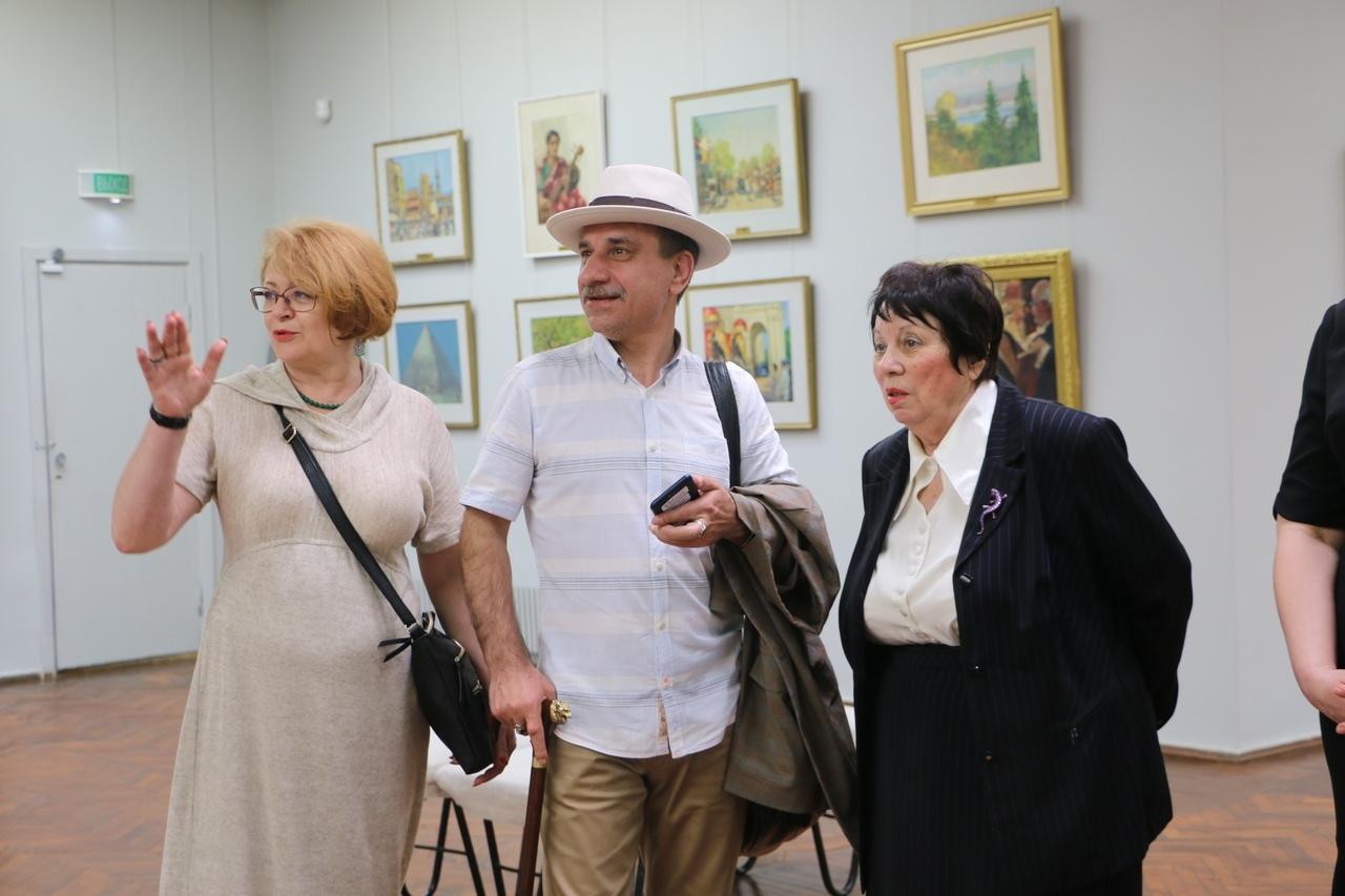 Тамбовскую область посетил основатель Национальной премии событийного туризма Russian Event Awards