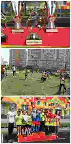 Турнир по мини-футболу среди дошколят